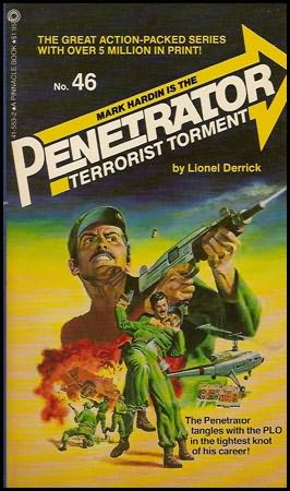 book cover of Terrorist Torment