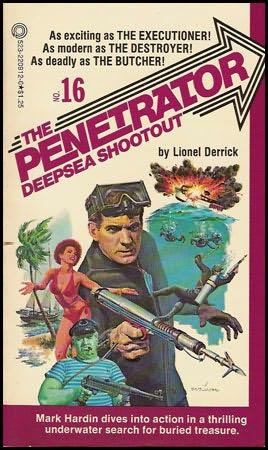 book cover of Deep Sea Shootout