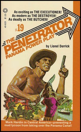 book cover of Panama Power Play