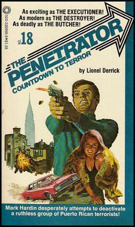 book cover of Countdown to Terror
