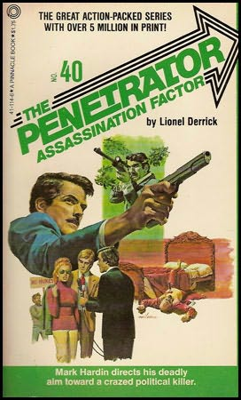 book cover of Assassination Factor