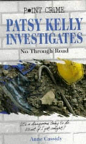 book cover of No Through Road