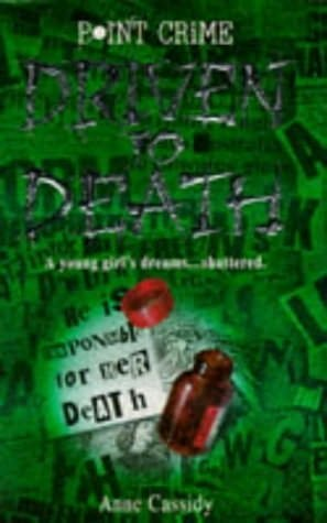 book cover of Driven to Death