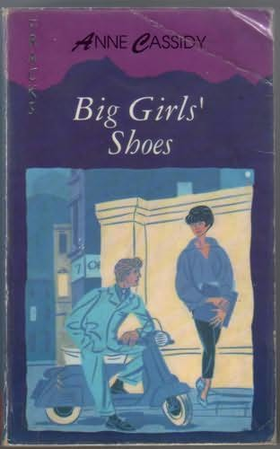 book cover of Big Girls\' Shoes
