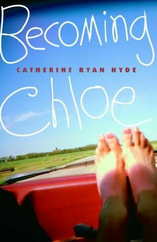 book cover of Becoming Chloe