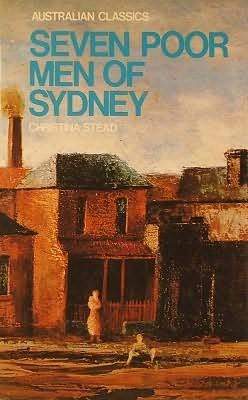 book cover of The Seven Poor Men of Sydney