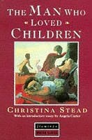 book cover of The Man Who Loved Children