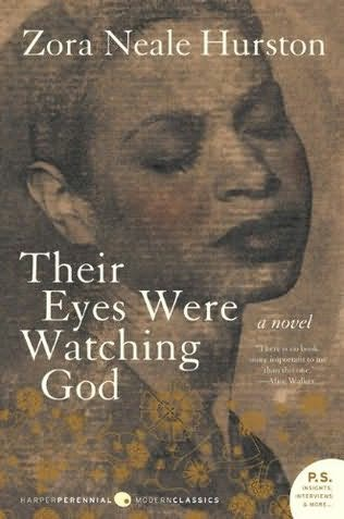 the discrimination of blacks by whites in the novel their eyes were watching god by zora neale hurst Thematic concerns in zora neale hurston's their eyes were watching god an objective study of her second novel their eyes are watching god sparkly white house (their eyes were watching god, 75.