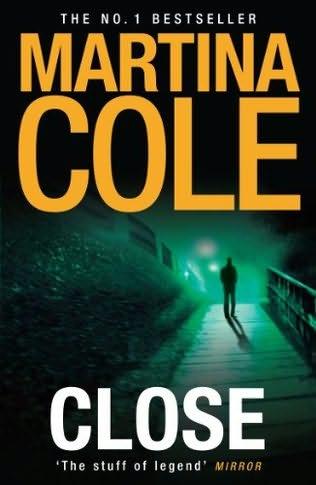 book cover of Close