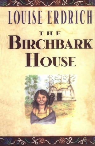 book cover of The Birchbark House