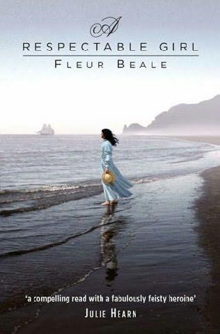 book cover of A Respectable Girl