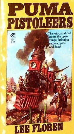 book cover of Puma Pistoleers