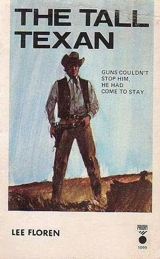 book cover of The Tall Texan