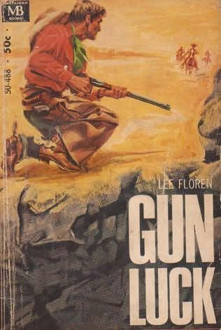book cover of Gun Luck
