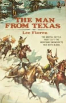 book cover of The Man from Texas