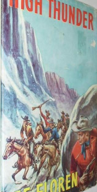 book cover of High Thunder