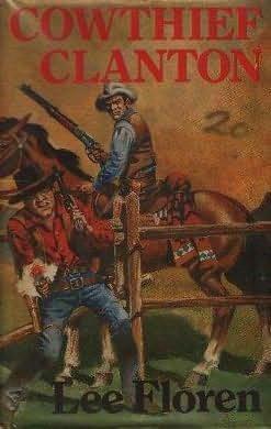 book cover of Cowthief Clanton