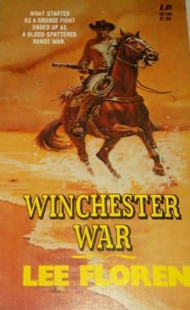 book cover of Winchester War