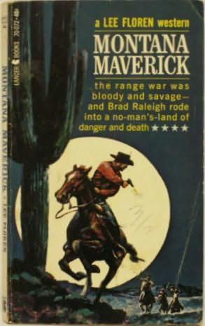 book cover of Montana Maverick