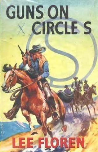 book cover of Guns on Circle S