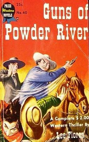 book cover of Guns of Powder River