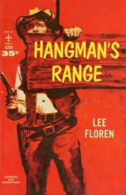 book cover of Hangman\'s Range