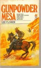 book cover of Gunpowder Mesa