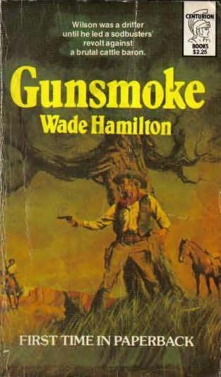 book cover of Gunsmoke