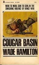 book cover of Cougar Basin