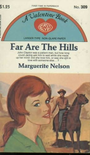 book cover of Far Are the Hills
