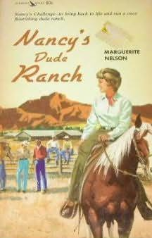 book cover of Nancy\'s Dude Ranch