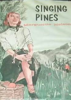 book cover of Singing Pines