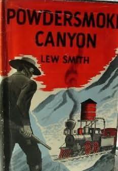 book cover of Powdersmoke Canyon