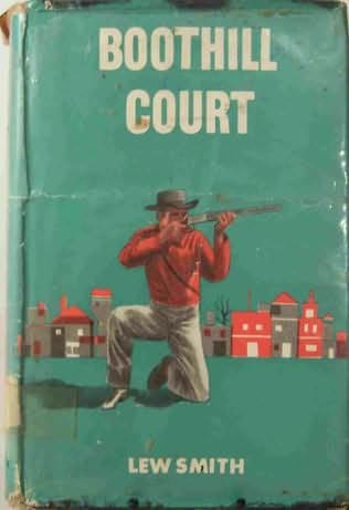 book cover of Boothill Court