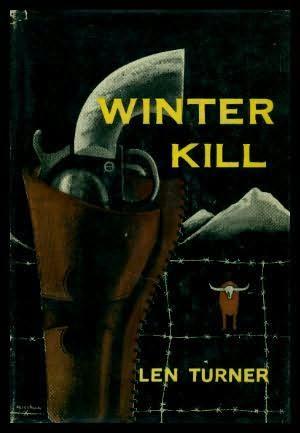 book cover of Winter Kill
