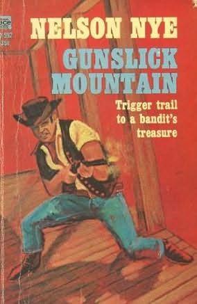 book cover of Gunslick Mountain