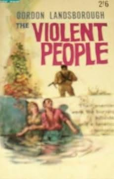 book cover of The Violent People