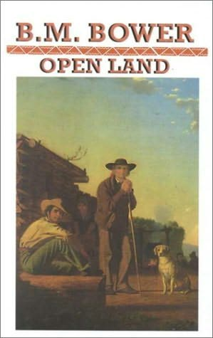 book cover of Open Land