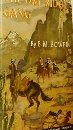book cover of The Dry Ridge Gang