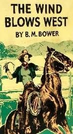 book cover of The Wind Blows West