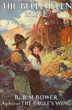 book cover of The Bellehelen Mine