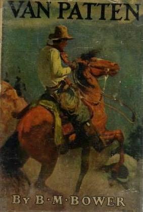 book cover of Van Patten