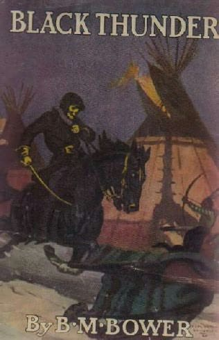 book cover of Black Thunder