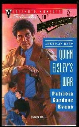 book cover of Quinn Eisley\'s War