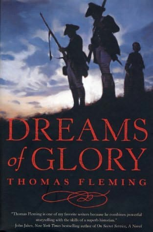 book cover of Dreams of Glory