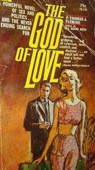 book cover of The God of Love