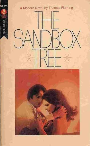 book cover of The Sandbox Tree