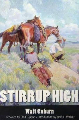 book cover of Stirrup High