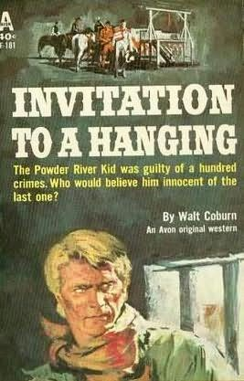 book cover of Invitation to a Hanging