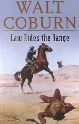 book cover of Law Rides the Range